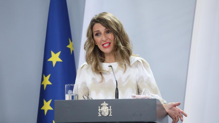 Yolanda Díaz, la favorita para ser presidenta sólo detrás de Sánchez