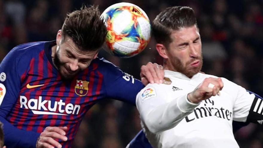 Copa del Rey: Los goles del Barcelona-Real Madrid (1-1)
