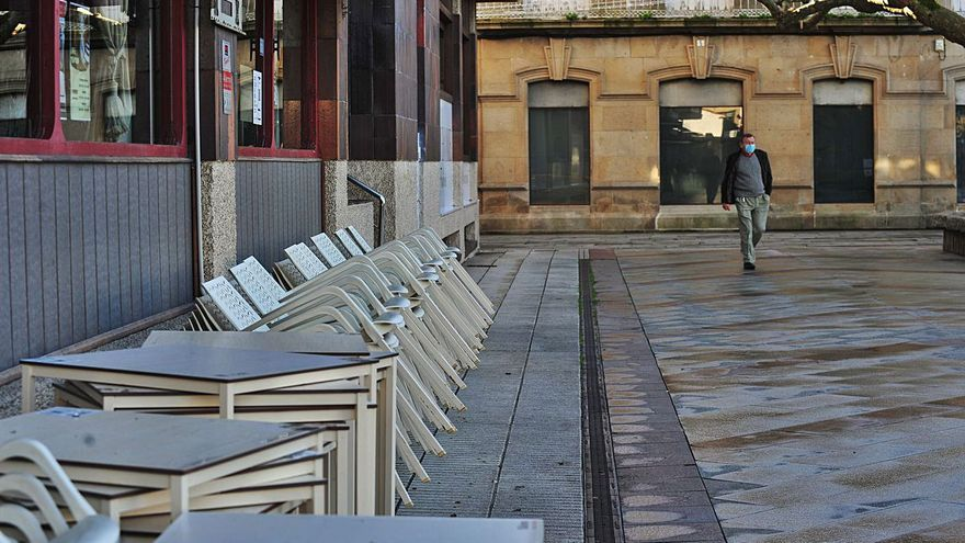 El Concello de Vilagarcía amplía la suspensión del cobro de la tasa de terrazas a todo 2021