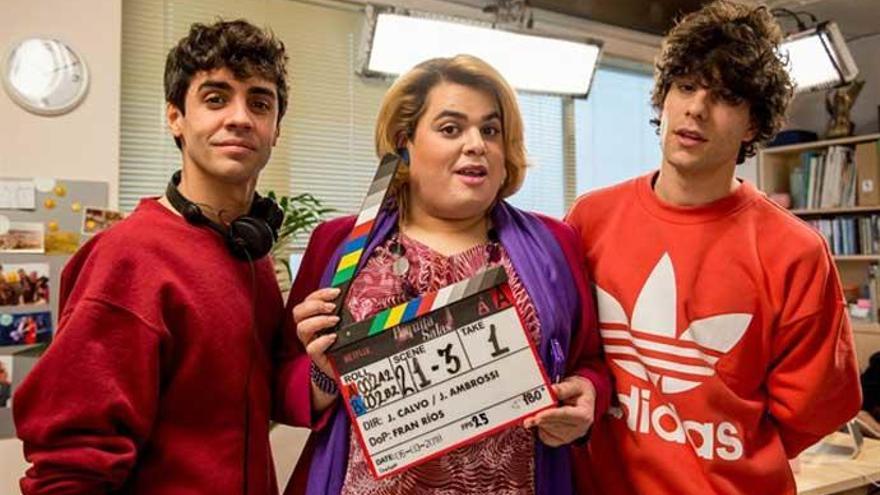Paquita Salas inicia el rodaje de su 2ª temporada en Netflix