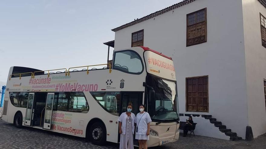 Dos fallecidos y 123 nuevos contagios de covid en Canarias