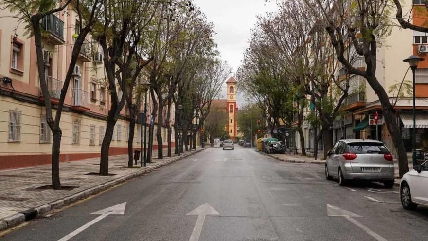 La Málaga confinada del sábado 28 de marzo