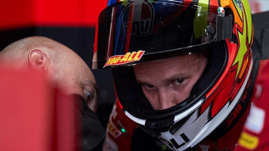 El hispanoargentino Gabriel Rodrigo subirá a Moto2 la próxima temporada