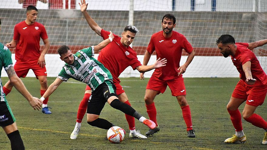 Atlético Saguntino y CD Acero se ponen a punto