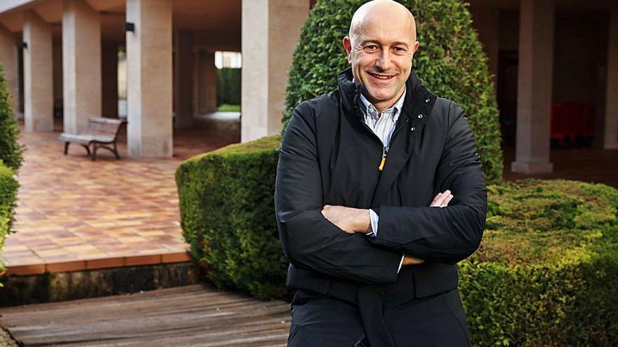 """Gallo, nuevo presidente de la Federación Asturiana de Piragüismo: """"El dinero irá a los deportistas"""""""