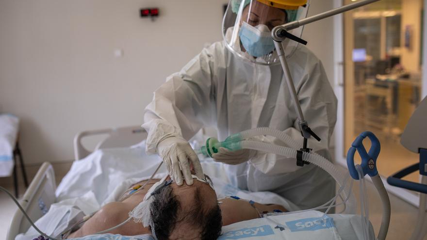 El COVID suma cinco nuevos contagios en Zamora, pero ninguna muerte