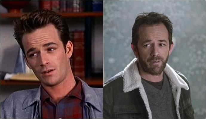 Luke Perry – ´Sensación de vivir´ (1990-2000. Fox | The CW