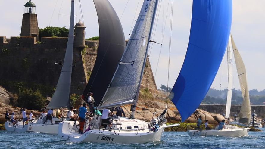 El Swan 42 Magical y el J109 Bon3, los barcos a batir en el Trofeo Concello de Vigo