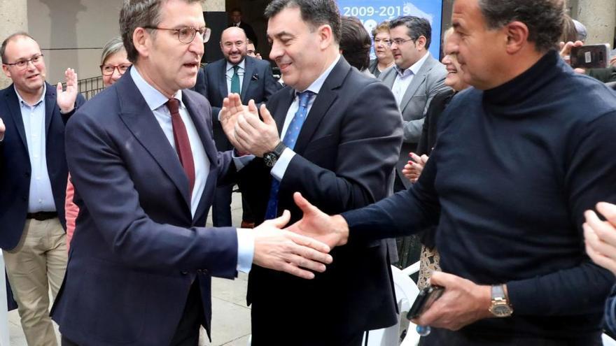 """Feijóo pide el """"voto útil"""" al PP para evitar la """"crisis institucional"""" y la ingobernabilidad"""