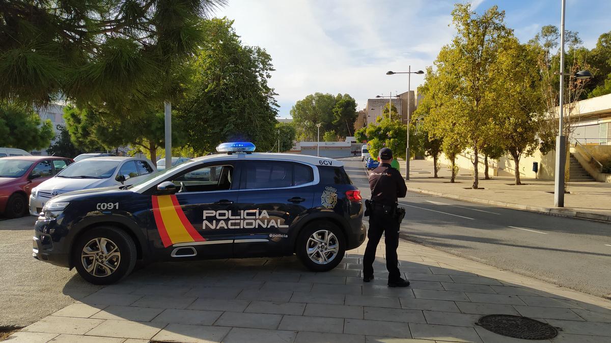 Detenido en Alicante tras cuatro años huyendo para no entrar en prisión