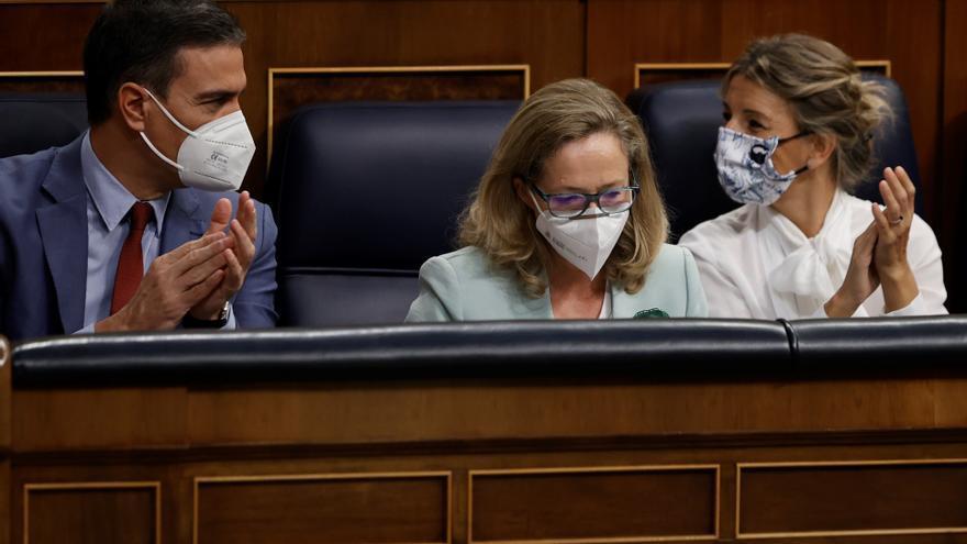 La reforma laboral genera la primera crisis de calado entre Sánchez y Díaz