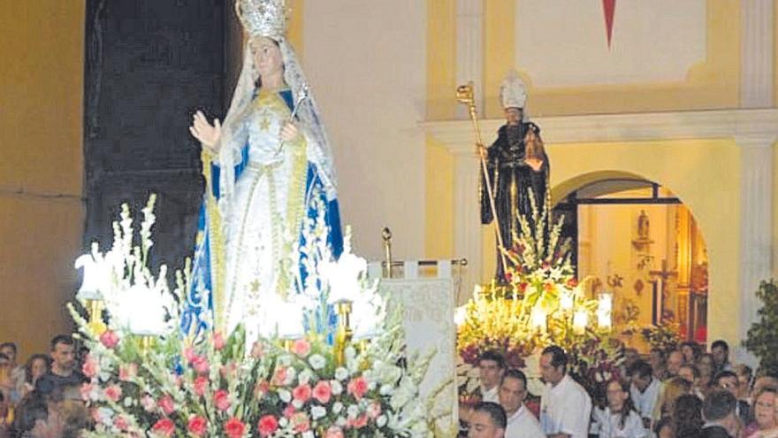 Fiestas de Ojós: Devoción a San Agustín y la Virgen de la Cabeza