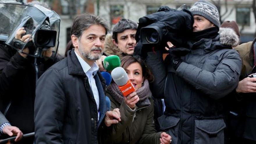 Oriol Pujol sale de prisión tras dos meses encarcelado