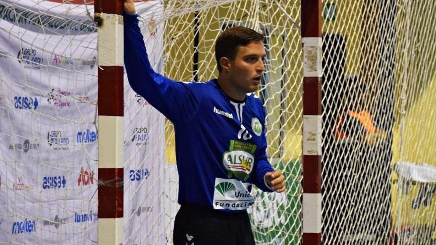 El Cajasur Córdoba incorpora al portero Fernando Torres