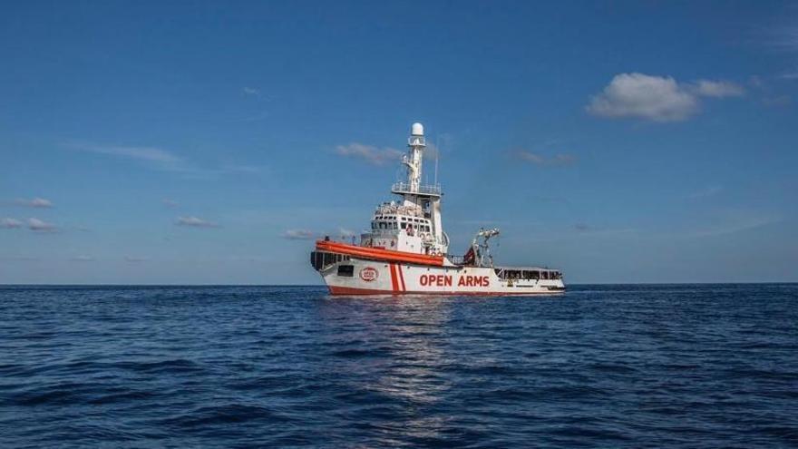 El Gobierno Vasco se ofrece a colaborar en la acogida de los inmigrantes rescatados por el Open Arms