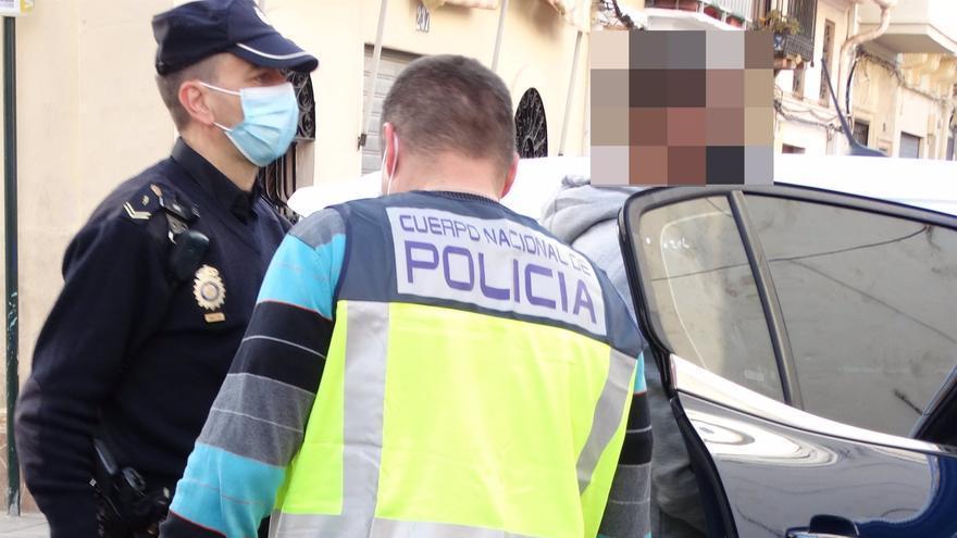 La Policía Nacional desarticula una organización que estafó a más de 150 personas mediante fraude telefónico