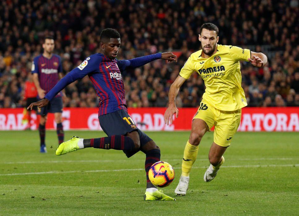 LaLiga Santander: Barcelona-Villarreal