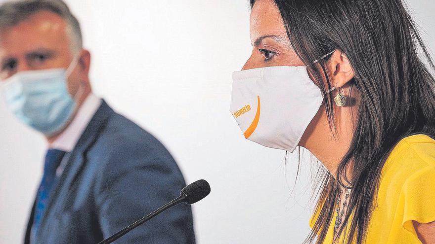 Canarias y TUI establecen un corredor seguro con test selectivos a los pasajeros