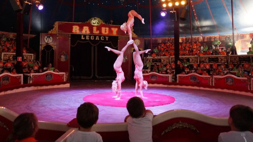 Què fer avui? El Circ Raluy Legacy, concerts i una xerrada amb Coixet, entre les ofertes culturals