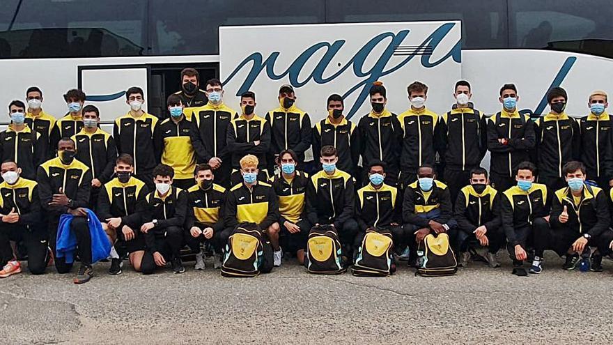 El CA Safor Teika, 6º en 1ª división, competirá por alcanzar la máxima categoría nacional