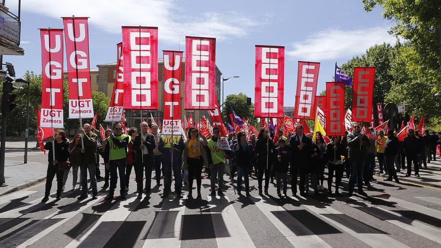 Así será mañana, sábado, la manifestación del 1 de mayo, condicionada por la pandemia