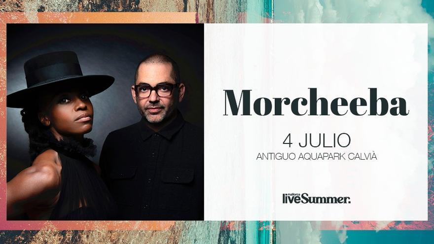 Mallorca Live Festival - Morcheeba