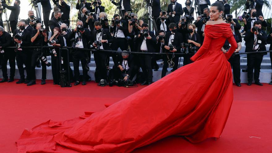 La influencer valenciana que deslumbra en Cannes