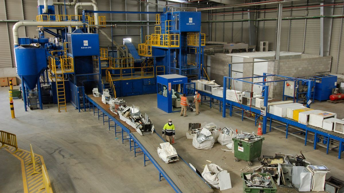 Planta de tratamiento de residuos de Mac Insular