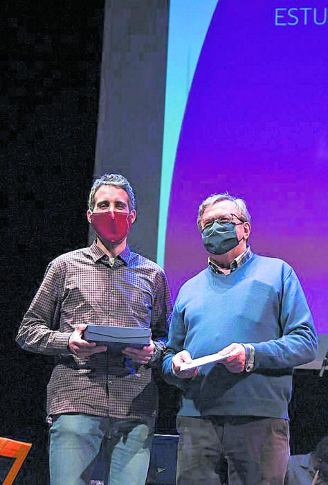 Francesc Xavier Ventosa (premi Antoni Esteve)