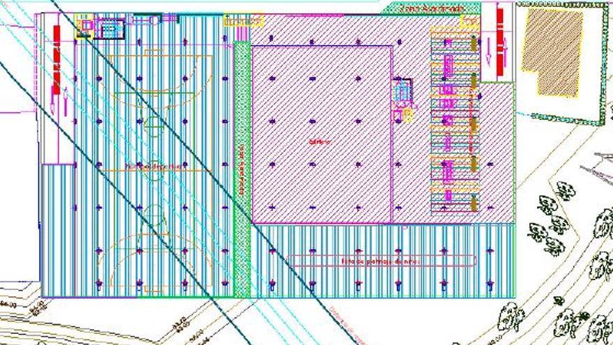 Urbanismo adjudica la redacción del proyecto de un centro ciudadano del Limonar