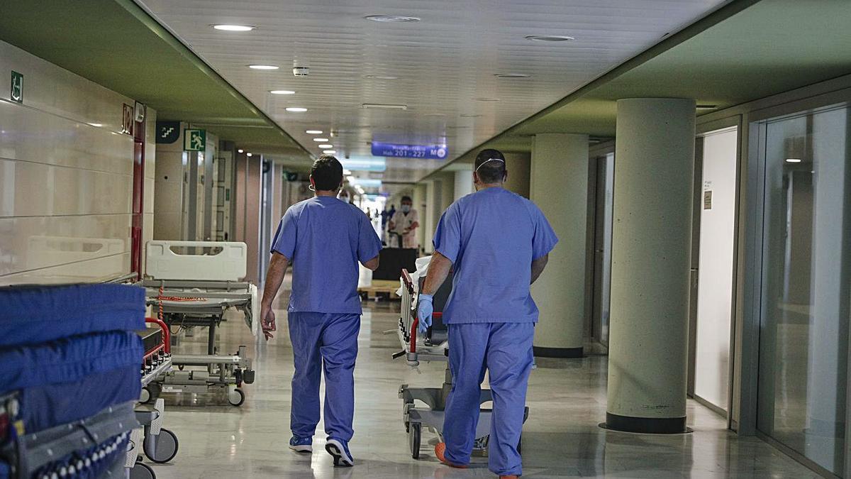 Diversos sindicatos de profesionales sanitarios se han unido a UNISEP.