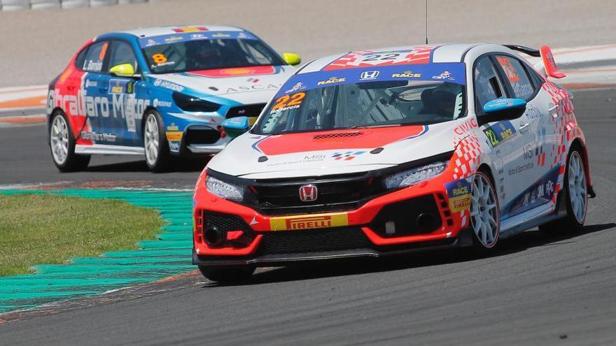 Racing Weekend en el Circuit Ricardo Tormo