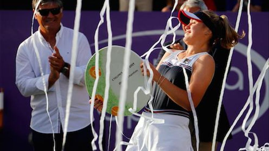 US-Amerikanerin Sofia Kenin gewinnt das Mallorca Open
