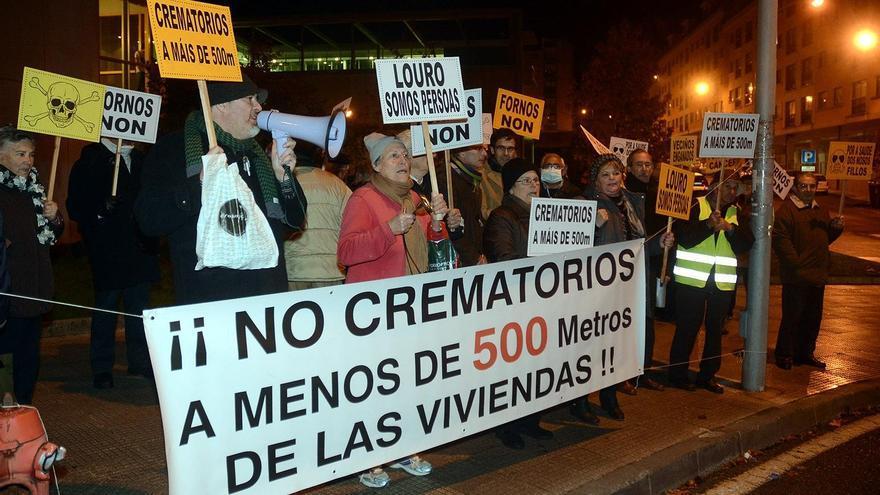El Concello decreta la caducidad del proyecto del crematorio en San Mauro