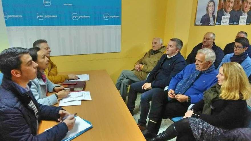 El PP de Marín incorpora nuevos nombres al comité organizador de las elecciones