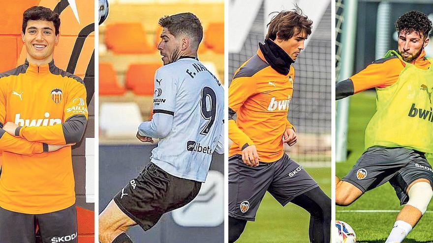 El Castellón pone el rádar en los cracks de la Academia del Valencia
