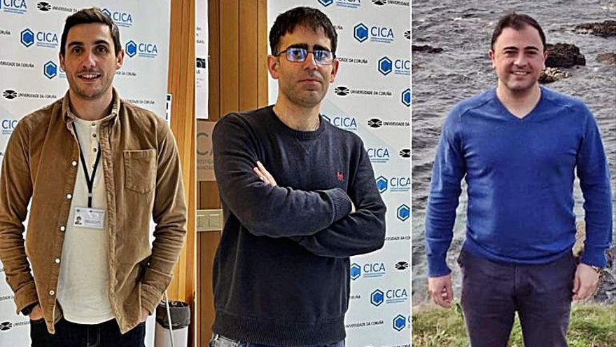 La UDC suma tres investigadores
