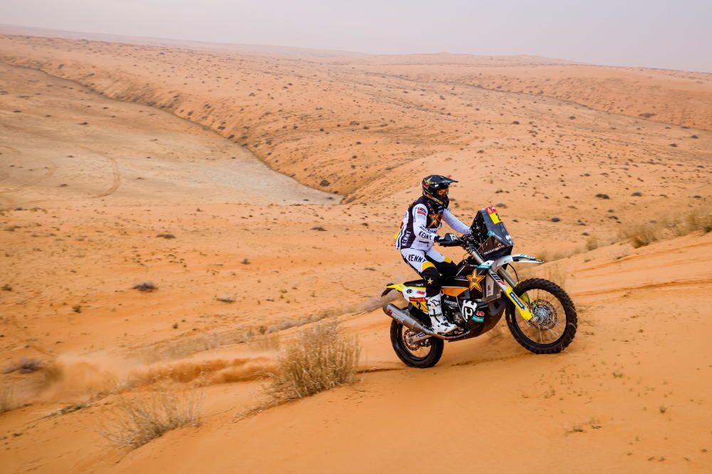Rally Dakar 2021: 7ª etapa: Ha''''il to Sakaka - Ha''''il.