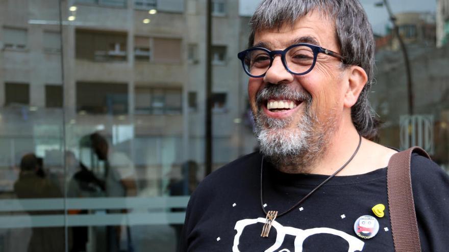 Jordi Pesarrodona anuncia que es presenta a les primàries de JxCat del 14-F