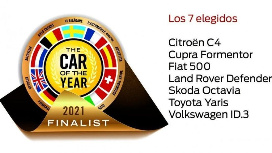Ya puedes votar tu Car of the Year 2021