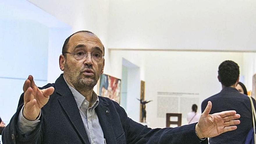 Patxi Mangado estima que las nuevas obras del Bellas Artes pueden durar unos 15 meses