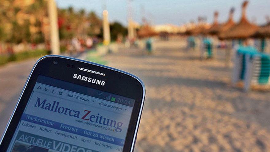 Mobilfunknetz von Orange in einigen Mallorca-Gemeinden unterbrochen