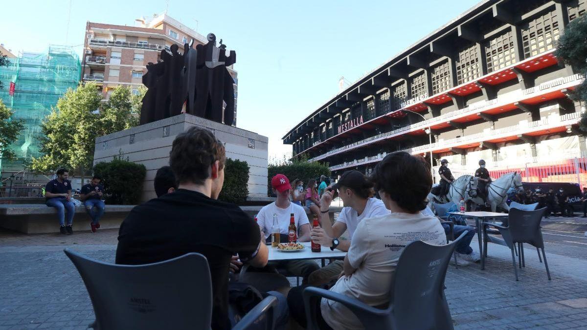 Coronavirus en València: los casos distribuidos por barrios.