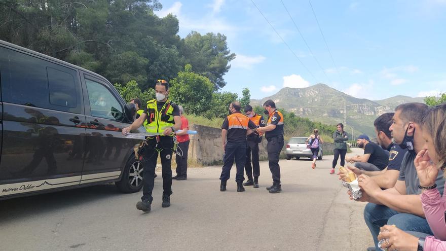 Busquen un senderista desaparegut des d'ahir a la muntanya de Xeraco