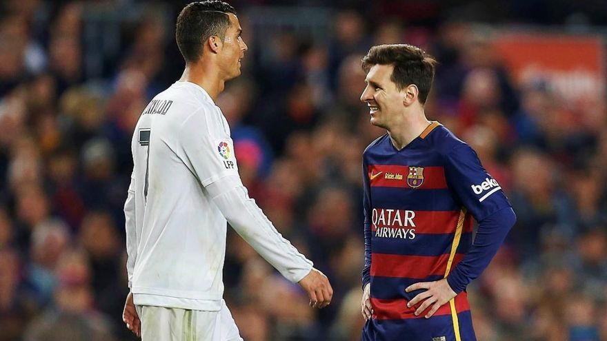 Vuelve el duelo Messi-Cristiano Ronaldo
