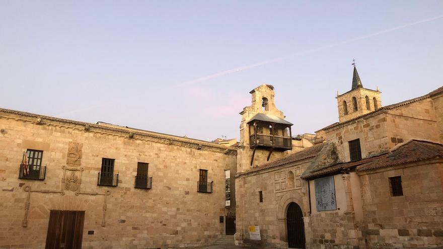 El tiempo en Zamora: cielos poco nubosos