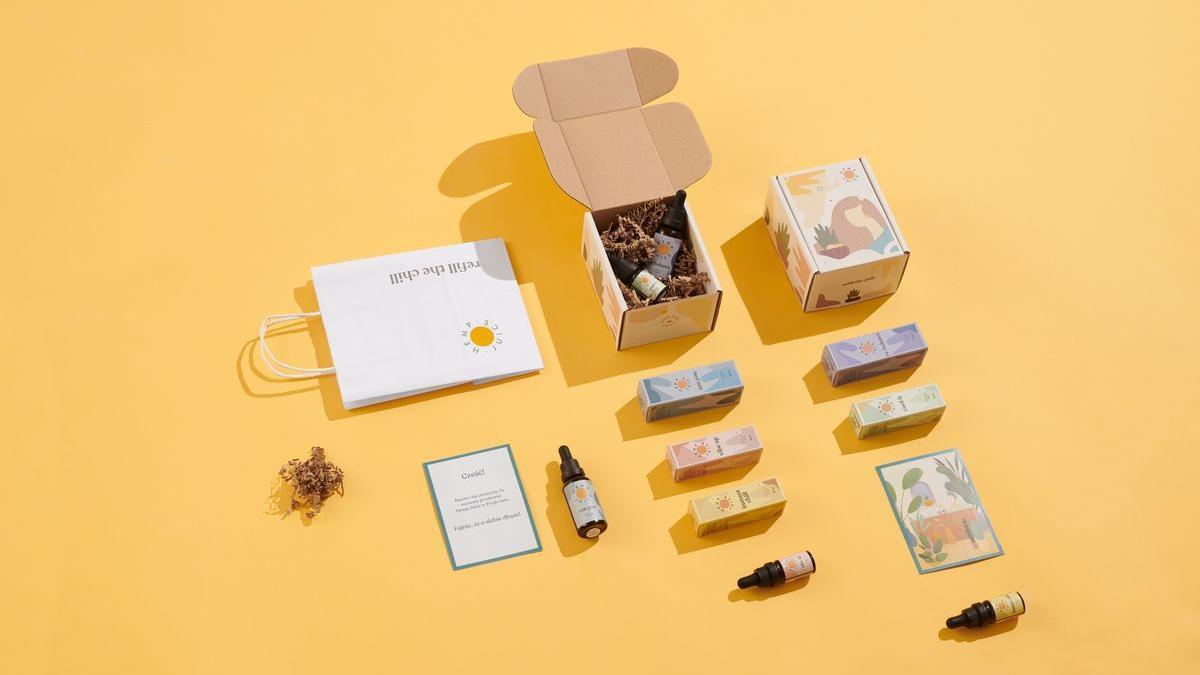 Packhelp permite a pequeñas y grandes marcas crear y pedir embalajes personalizados.