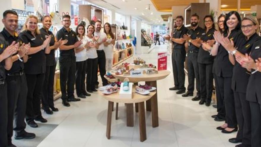 Fund Grube abre una nueva tienda en el Puerto de Mogán