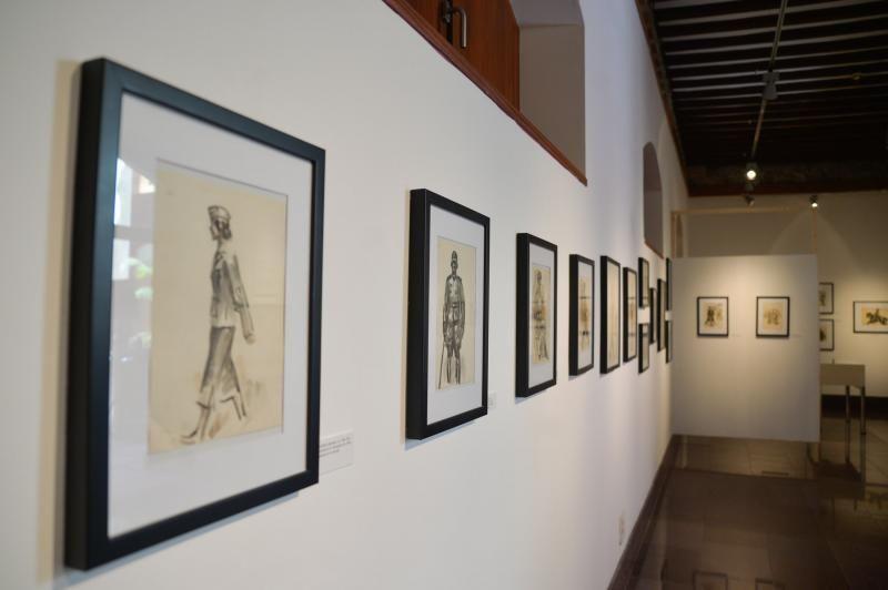 """La Fundación Juan Negrín presenta """"SIM. El rostro de la guerra"""""""