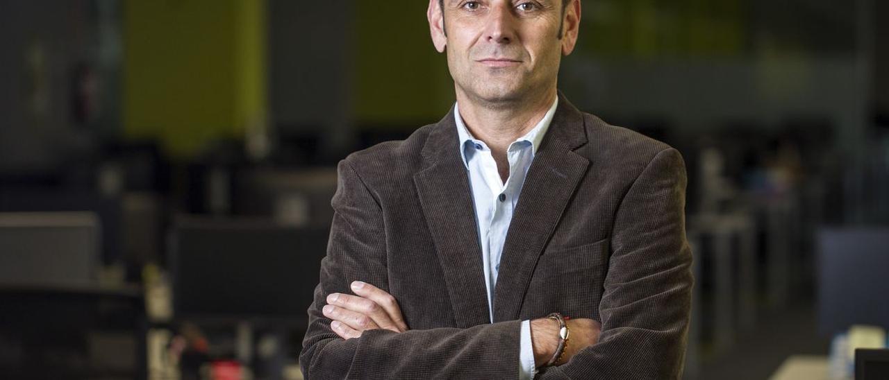 Carlos Luna, director de Intellectual Property & Innovation Industry en Everis.
